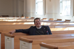 Reverend Nigel Mumford