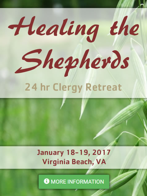 Healing the Shepherds 2017