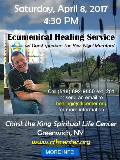 Ecumenical Healing Service
